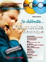 Charlier, Sébastien : Je Débute l'Harmonica CD + DVD