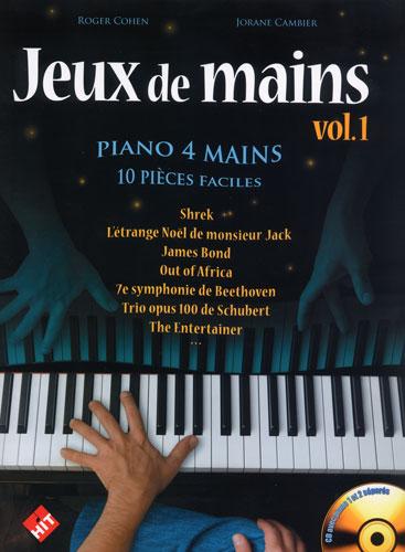 Jeux de Mains - Volume 1 (Cohen, Roger / Cambier, Jorane)