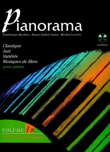Pianorama - Volume 1B