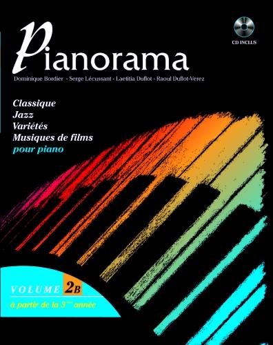 Pianorama - Volume 2B