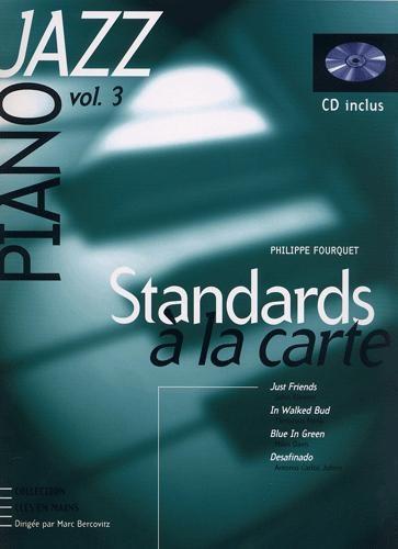Standards à la carte : l'étude complète des plus grands thèmes du jazz - Volume 3