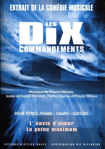 La peine maximum, L'envie d'aimer (Les dix Commandements) (Obispo, Pascal)