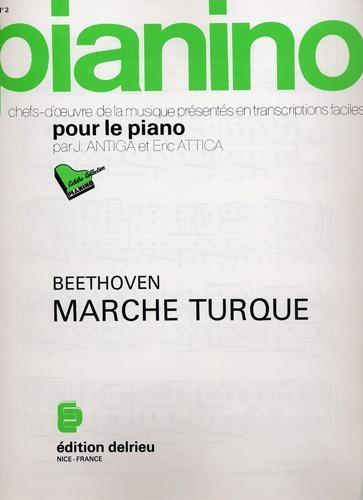 Beethoven, Ludwig van : Marche turque