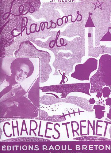 Trenet, Charles : Les Chansons de Trénet Volume 3