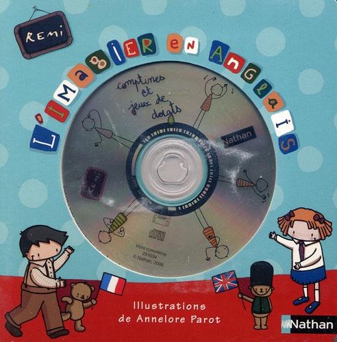 Guichard, Rémi : Livre CD `L Imagier en Anglais