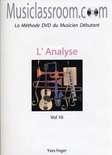Feger, Yves : L'Analyse