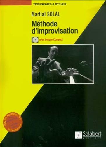 Solal, Martial : Méthode d'Improvisation