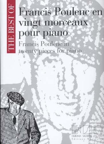 Poulenc, Francis : 20 Morceaux pour Piano