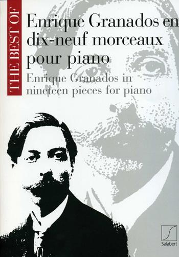 Enrique Granados en Dix-Neuf Morceaux Pour Piano