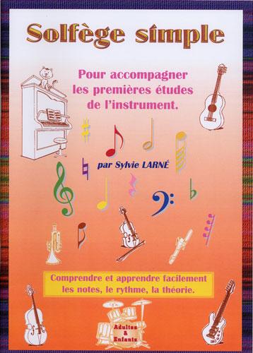 Solfège simple (Sylvie Larné)