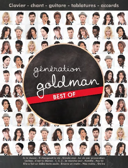 Goldman, Jean-Jacques : Génération Goldman - Best-Of