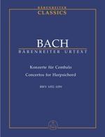 Bach, Johann Sebastian : Concertos pour clavecin BWV 1052-1056 / Concertos for Harpsichord 1052-1056