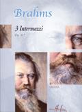3 Intermezzi Op.117 (Brahms, Johannes)