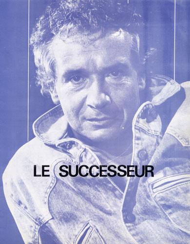 Michel Sardou : Successeur (Le)