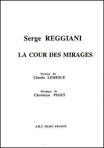 Serge Reggiani : Cour Des Mirages (La)