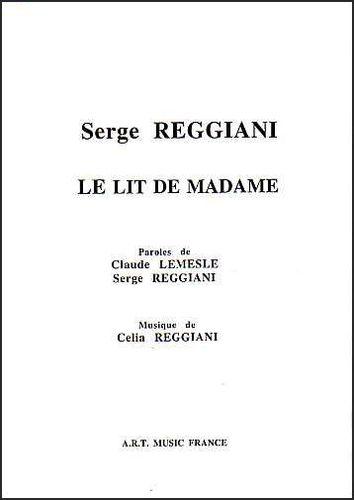Serge Reggiani : Lit De Madame (Le)