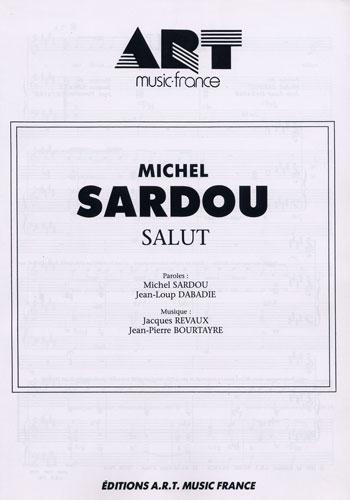 Sardou, Michel : Salut'