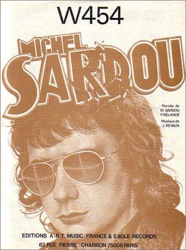 Michel Sardou : W 454