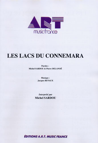 Sardou, Michel : Lacs Du Connemara (Les)'