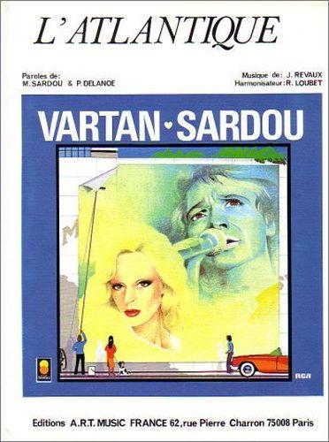 Sardou, Michel / Vartan, Sylvie : Atlantique (L')
