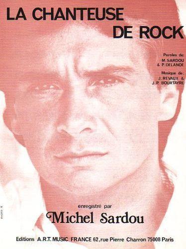 Sardou, Michel : Chanteuse De Rock'
