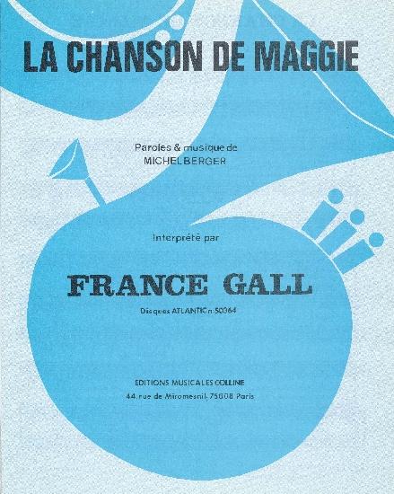Berger, Michel : La Chanson De Maggie