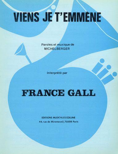 Berger, Michel : Viens Je T'Emmène