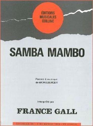 Berger, Michel : Samba Mambo