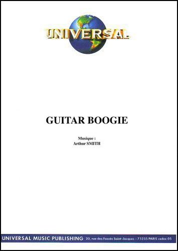 Smith, Arthur : Guitar Boogie