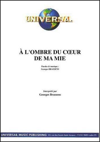 Brassens, Georges : A L'Ombre Du C?ur De Ma Mie