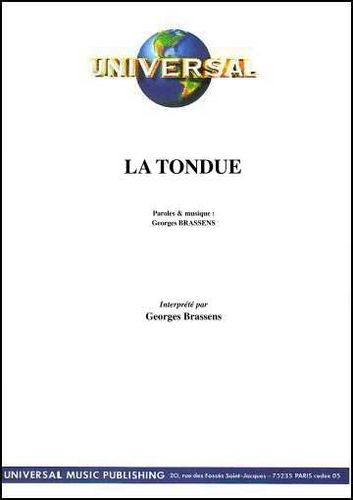 Brassens, Georges : La Tondue