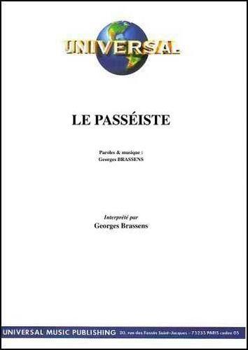 Brassens, Georges : Le Passeiste