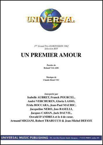 Isabelle Aubret : Un Premier Amour