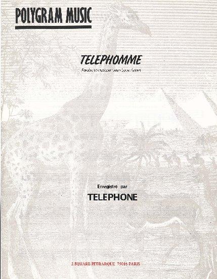 Aubert, Jean-Louis : Telephomme