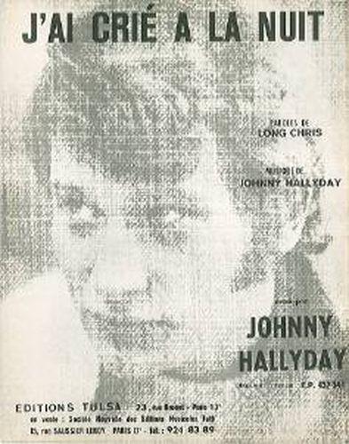 Hallyday, Johnny : J'Ai Crié La Nuit