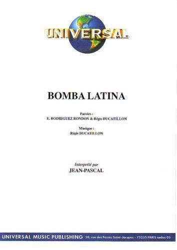 Jean-Pascal : Bomba Latina