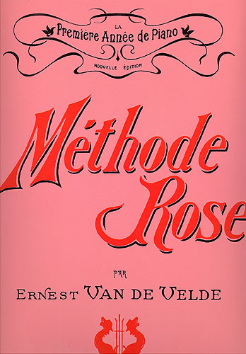 La Méthode Rose - 1ère année - Ancienne édition