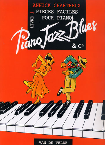 Piano Jazz Blues - Volume 1