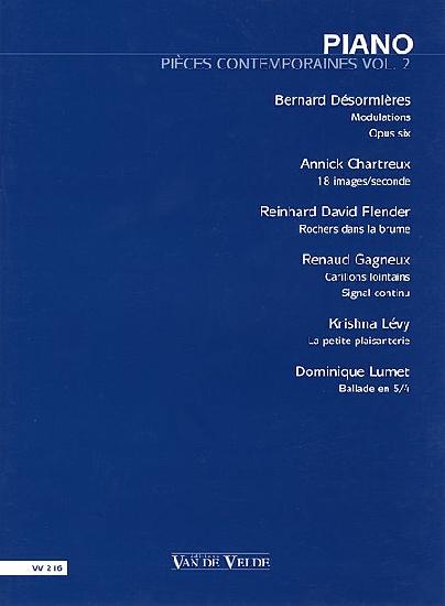 Pièces Contemporaines - Volume 2