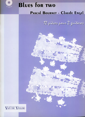 Bournet, Pascal / Engel, Claude : Blues for two