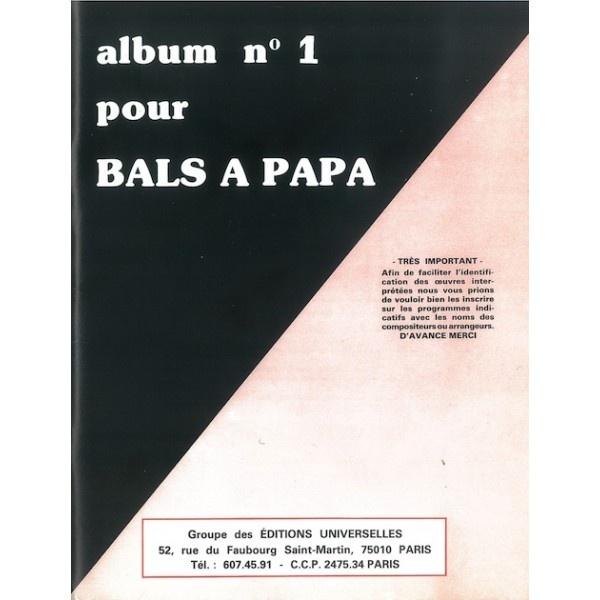 Album Pour Bals À Papa N°1