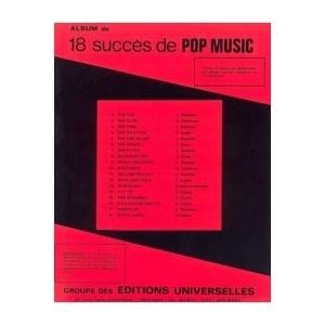 Album De 18 Succès De Pop Music