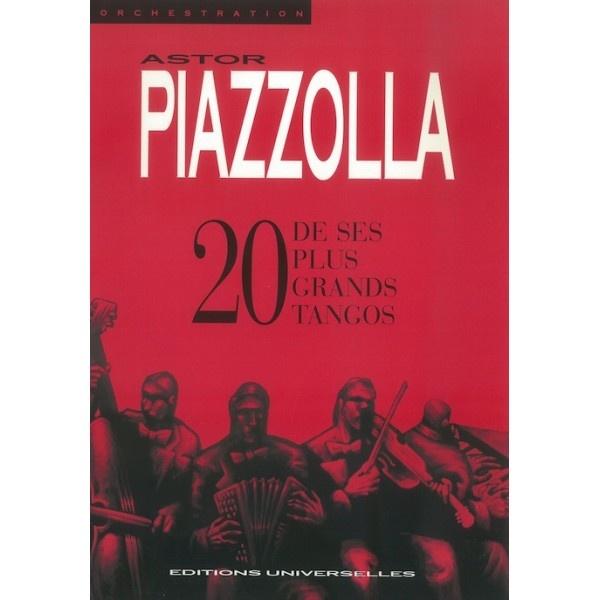 Piazzolla, Astor : Music box