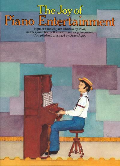 The Joy Of Piano Entertainment