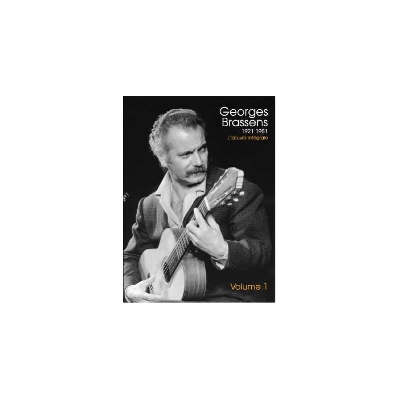 Brassens, Georges : 1921-1981 L'?uvre Intégrale - Volume 1