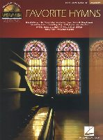 Piano Play Along - Volume 89 : Favourite Hymns