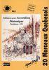 Traditionnels : 20 morceaux Québécois pour Accordéon Diatonique Vol.1