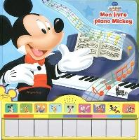 Mon Livre Piano Mickey