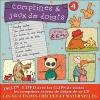 Album CD/DVD `Comptines et jeux de Doigts` avec Rémi Vol.4