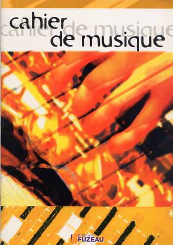 Haas, Régis : Cahier de Musique